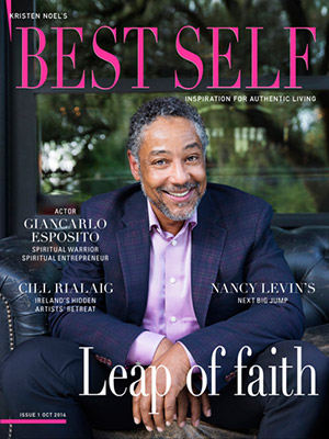 Giancarlo Esposito, Leap of Faith, photograph by Bill Miles