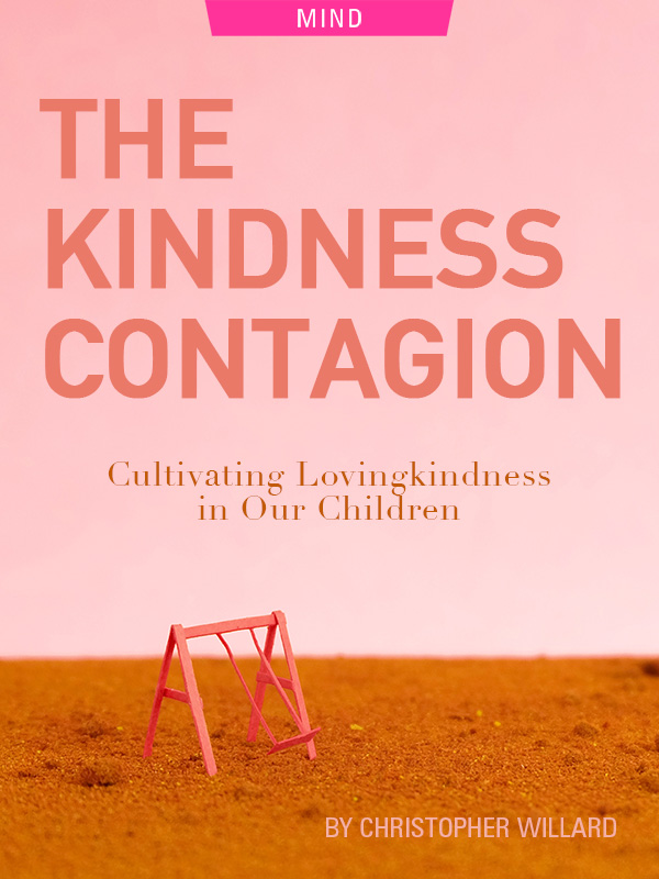 The Kindness Contagion, by Christopher Willard