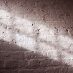 Photograph of brick wall by Aime Cox Tennant