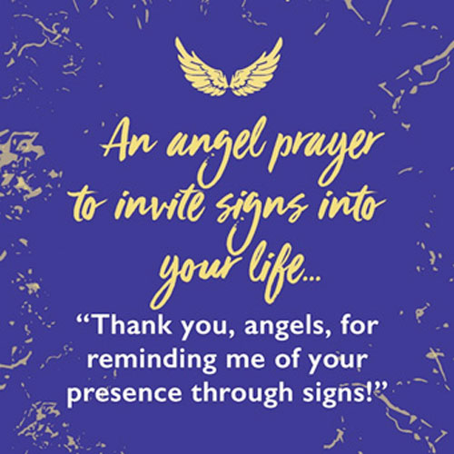 Graphic from Kyle Gray's book, explaining the importance of asking for advice from the angels.